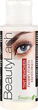 Парфюмерия и Козметика Средство за премахване на боя от кожата - Beauty Lash Tint Remover