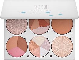 Парфюмерия и Козметика Палитра за контуриране - Ofra Highlighting and Bronzing Pro Palette On the Glow