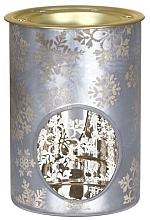 Парфюмерия и Козметика Арома лампа - Yankee Candle Snowflake Frost Melt Warmer