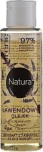 Парфюмерия и Козметика Масло за премахване на грим с лавандула - Lirene Natura Makeup Remover Oil