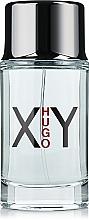 Парфюмерия и Козметика Hugo Boss Hugo XY - Тоалетна вода