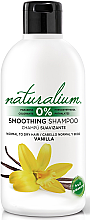 Парфюмерия и Козметика Изглаждащ шампоан за коса - Naturalium Vainilla Smoothing Shampoo