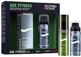 Парфюмерия и Козметика Комплект - Biotherm Homme Aquapower (shave/foam/50ml + a/shave/cr/50ml)