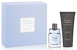 Парфюми, Парфюмерия, козметика Lanvin Eclat d'Arpege Pour Homme - Комплект(edt/50ml + deo/75ml)