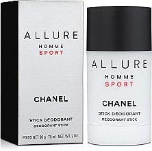 Парфюми, Парфюмерия, козметика Chanel Allure Homme Sport - Стик дезодорант