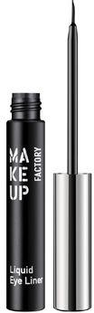 Очна линия - Make Up Factory Liquid Eye Liner — снимка N1