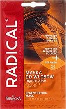 Парфюмерия и Козметика Маска за суха и накъсана коса - Farmona Regenerating Hair Mask