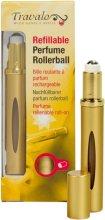 Парфюми, Парфюмерия, козметика Пълнител - Travalo Touch Ellegance Roll-On Gold