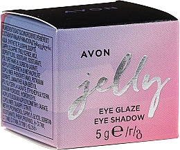 Парфюмерия и Козметика Сенки-желе за очи - Avon Jelly Eye Glaze Eye Shadow