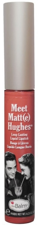 Течно червило за устни - Meet Matte Hughes Long Lasting Liquid Lipstick