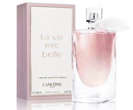 Парфюми, Парфюмерия, козметика Lancome La Vie Est Belle Florale - Тоалетна вода