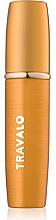 Парфюмерия и Козметика Парфюмен флакон, златен - Travalo Lux Gold Refillable Spray