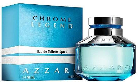 Azzaro Chrome Legend - Тоалетна вода — снимка N3
