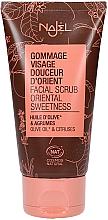 Парфюми, Парфюмерия, козметика Скраб за лице - Najel Face Scrub Oriental Sweetness