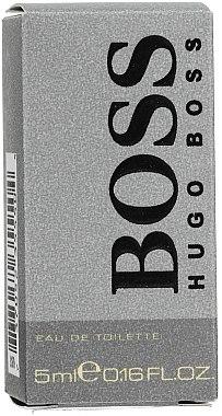 Hugo Boss Boss Bottled - Тоалетна вода ( мини )  — снимка N2
