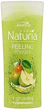 "Душ пилинг ""Круша"" - Joanna Naturia Washing Peeling Pear"