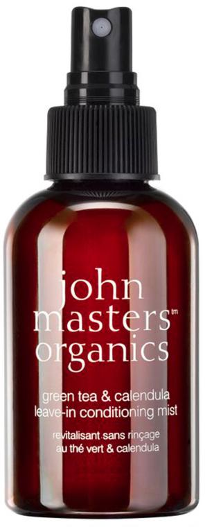 Спрей балсам без отмиване - John Masters Organics Green Tea & Calendula Leave-In Conditioning Mist — снимка N1