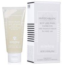 Парфюмерия и Козметика Почистващ гел-скраб за лице с избелващ ефект - Sisley Phyto-Blanc Buff and Wash Facial Gel