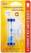 Парфюми, Парфюмерия, козметика Таймер за почистване на зъби, сини - VitalCare White Pearl Smile Indicator Proper Toothbrushing