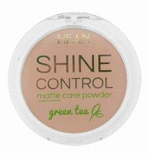 Парфюми, Парфюмерия, козметика Пудра за лице - Hean Shine Control Matte Care Powder