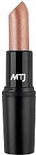 Парфюмерия и Козметика Червило за устни - MTJ Cosmetics Metallic Lipstick