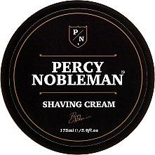 Парфюмерия и Козметика Крем за бръснене - Percy Nobleman Shaving Cream