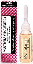 Парфюмерия и Козметика Мултивитаминни ампули за коса - Nuggela & Sule' Multivitamin Energy Ampoule