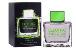 Парфюми, Парфюмерия, козметика Antonio Banderas Electric Seduction In Black For Men - Тоалетна вода