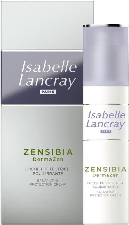 Защитен крем за лице - Isabelle Lancray Zenzibia DermaZen Balancing Protection Cream — снимка N1