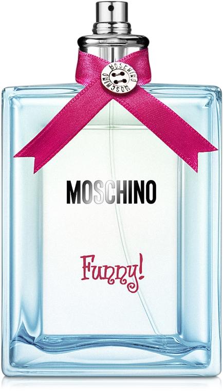 Moschino Funny - Тоалетна вода (тестер)  — снимка N1