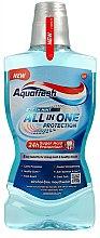 Парфюми, Парфюмерия, козметика Вода за уста - Aquafresh All In One Protection