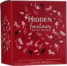 Парфюмерия и Козметика Britney Spears Hidden Fantasy - Парфюмна вода