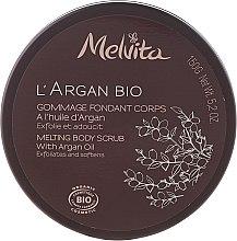 Парфюми, Парфюмерия, козметика Скраб за тяло - Melvita L'Argan Bio Body Scrub