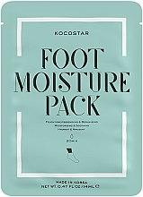 Парфюмерия и Козметика Хидратираща маска за крака - Kocostar Foot Moisture Pack