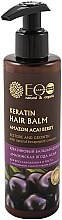 Парфюми, Парфюмерия, козметика Кератинов балсам за възстановяване и растеж на косата - ECO Laboratorie Keratin Hair Balm Amazon Acai Berry