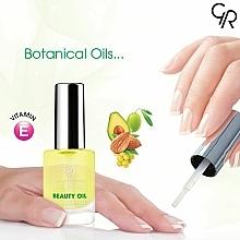 Масло за нокти и кожички - Golden Rose Nail Expert Beauty Oil Nail & Cuticle — снимка N6