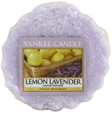 Ароматен восък - Yankee Candle Lemon Lavender Tarts Wax Melts — снимка N1