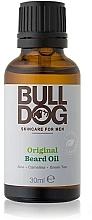 Масло за брада - Bulldog Skincare Original Beard Oil — снимка N2