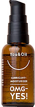 "Парфюмерия и Козметика Интимен гел лубрикант ""OMG Yes"" - You & Oil Lubricant-Moisturizer OMG-Yes!"