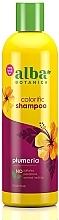Парфюмерия и Козметика Възстановяващ шампоан с екстракт от плумерия - Alba Botanica Natural Hawaiian Shampoo Colorific Plumeria