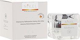 Парфюмерия и Козметика Хидратиращ околоочен крем - Nikel Eye Cream