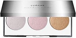 Парфюми, Парфюмерия, козметика Палитра с хайлайтъри - Lumene Nordic Nude Illuminating Palette