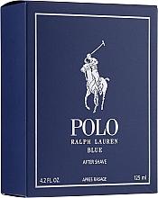 Парфюмерия и Козметика Ralph Lauren Polo Blue After Shave - Лосион за след бръснене
