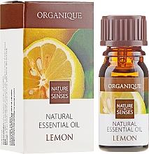 Етерично масло от лимон - Organique Natural Essential Oil Lemon — снимка N1