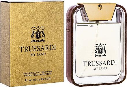 Trussardi My Land - Тоалетна вода