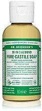 Парфюми, Парфюмерия, козметика Течен сапун с бадем - Dr. Bronner's 18-in-1 Pure Castile Soap Almond