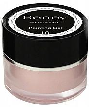 Парфюмерия и Козметика Декориращ гел за нокти - Reney Cosmetics Painting Gel