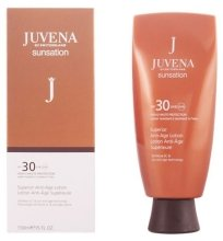 Парфюмерия и Козметика Лосион за лице - Juvena Sunsation Superior Anti-Age Lotion SPF 30
