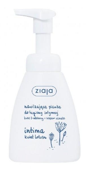 Пяна за интимна хигиена с екстракт от лотос - Ziaja Intima Foam