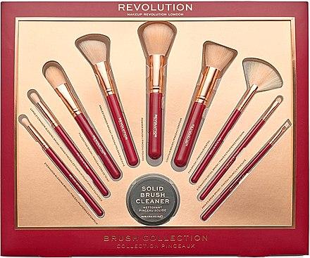 Комплект четки за грим - Makeup Revolution Brush Collection — снимка N1